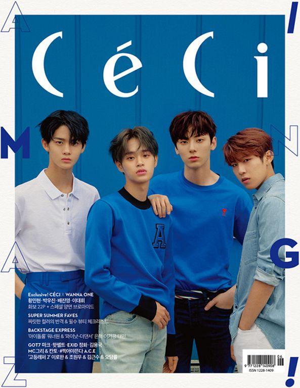 CECI KOREA 6月號/2018-封面隨機出貨 第6期