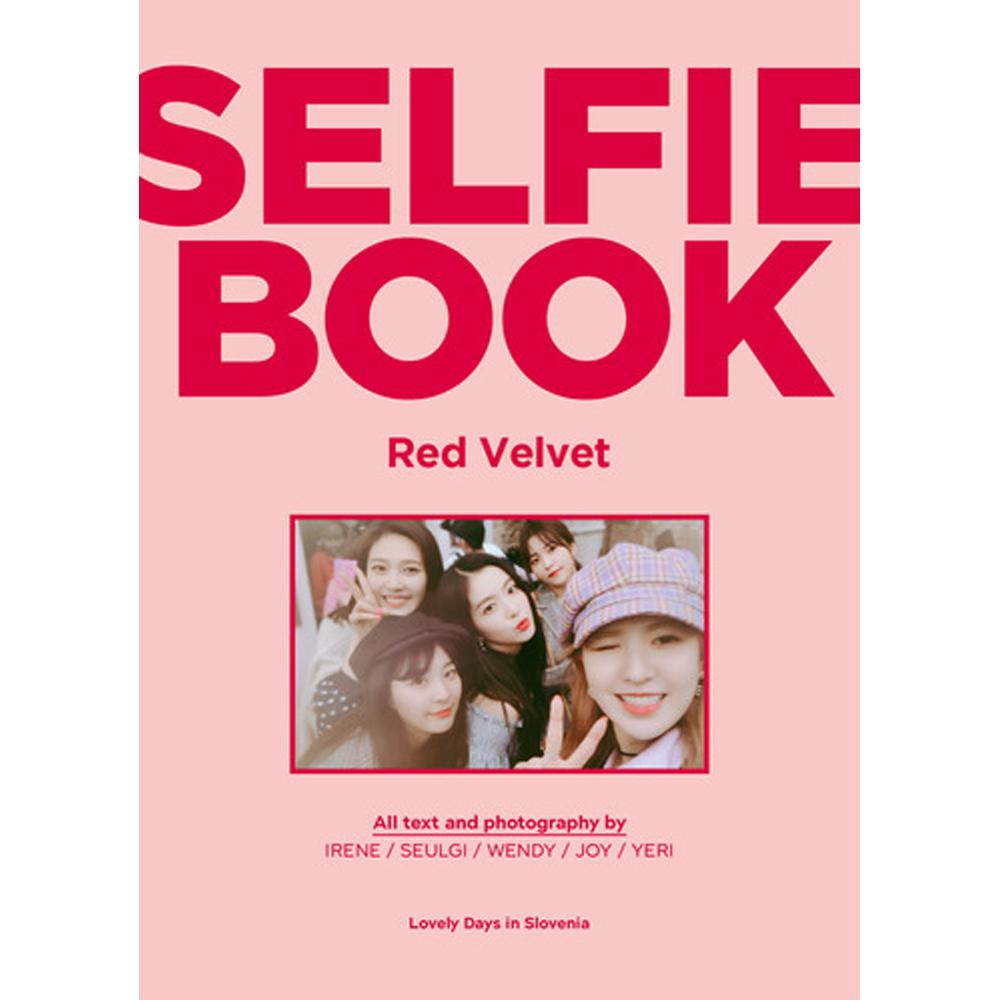 RED VELVET 週邊 SELFIE BOOK#2 自拍寫真書#2