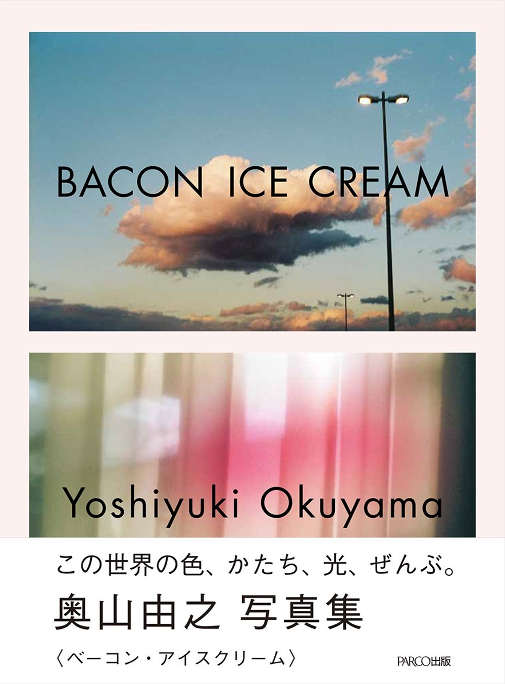 奥山由之攝影集:BACON ICE CREAM