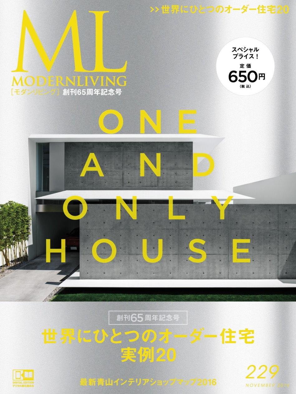 摩登 空間 NO.229:ONE AND ONLY HOUSE