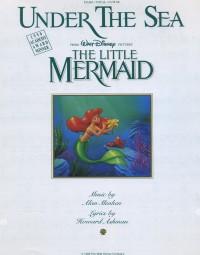 迪士尼─小美人魚UNDER THE SEA單曲鋼琴譜