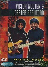 VICTOR WOOTEN CARTER BEAUFORD音樂教學DVD