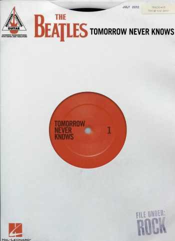 披頭四~Tomorrow Never Knows吉他譜
