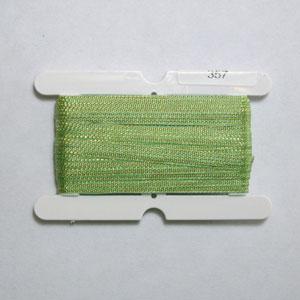 Petals 1328亮彩金蔥帶(3.5mm) - Col.357