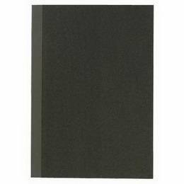 [MUJI 無印良品]再生紙筆記本(6MM橫線)深灰.B5