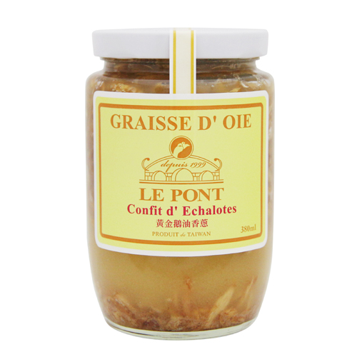 台灣LE PONT-黃金鵝油香蔥