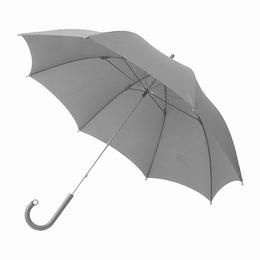 [MUJI 無印良品]識別加掛長傘灰色60CM