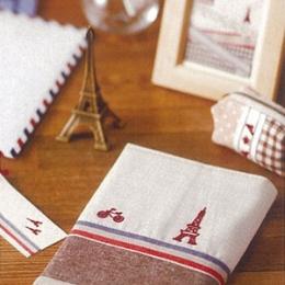 縫紉趣味配件-熱轉印貼布-紅