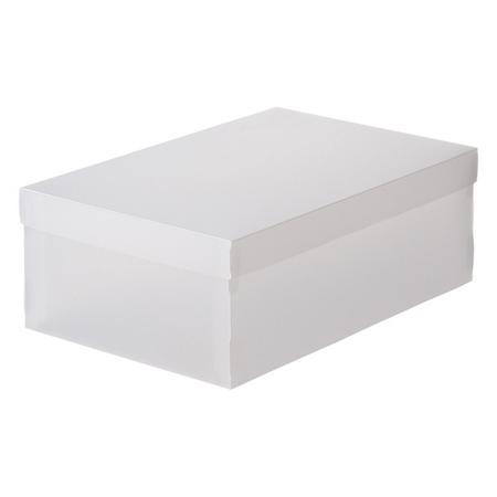 [MUJI 無印良品]PP多功能收納盒/附蓋/大3入