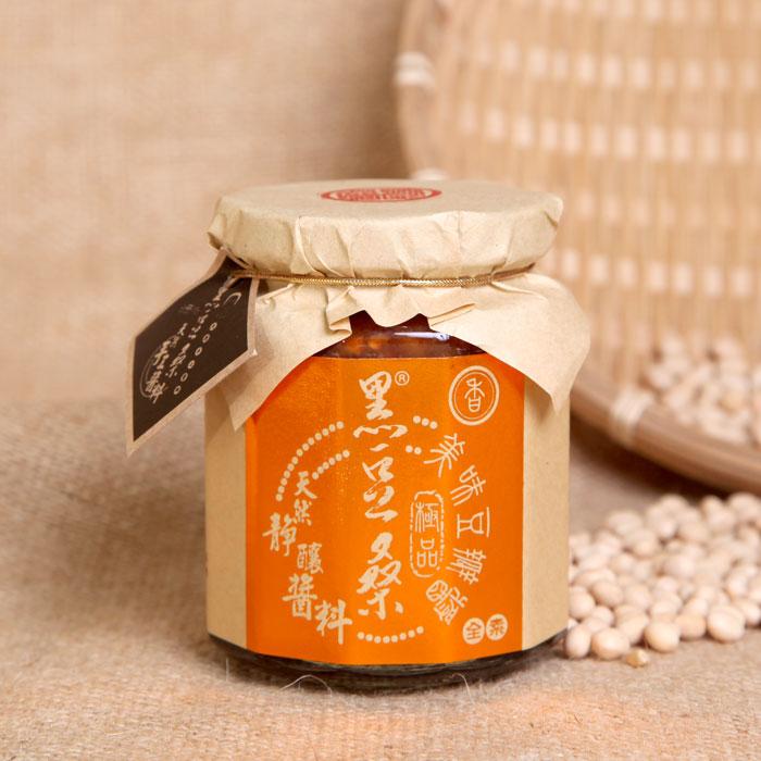 【黑豆桑】純釀極品香豆瓣醬