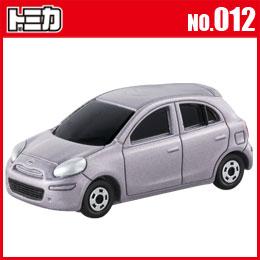 【TOMICA】多美小汽車NO.012 日產MARCH