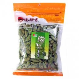 《日瑋》芥末碗豆米果(250g)