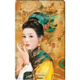 仕女系列 - 德珍名片碟027御香縹緲(8GB)