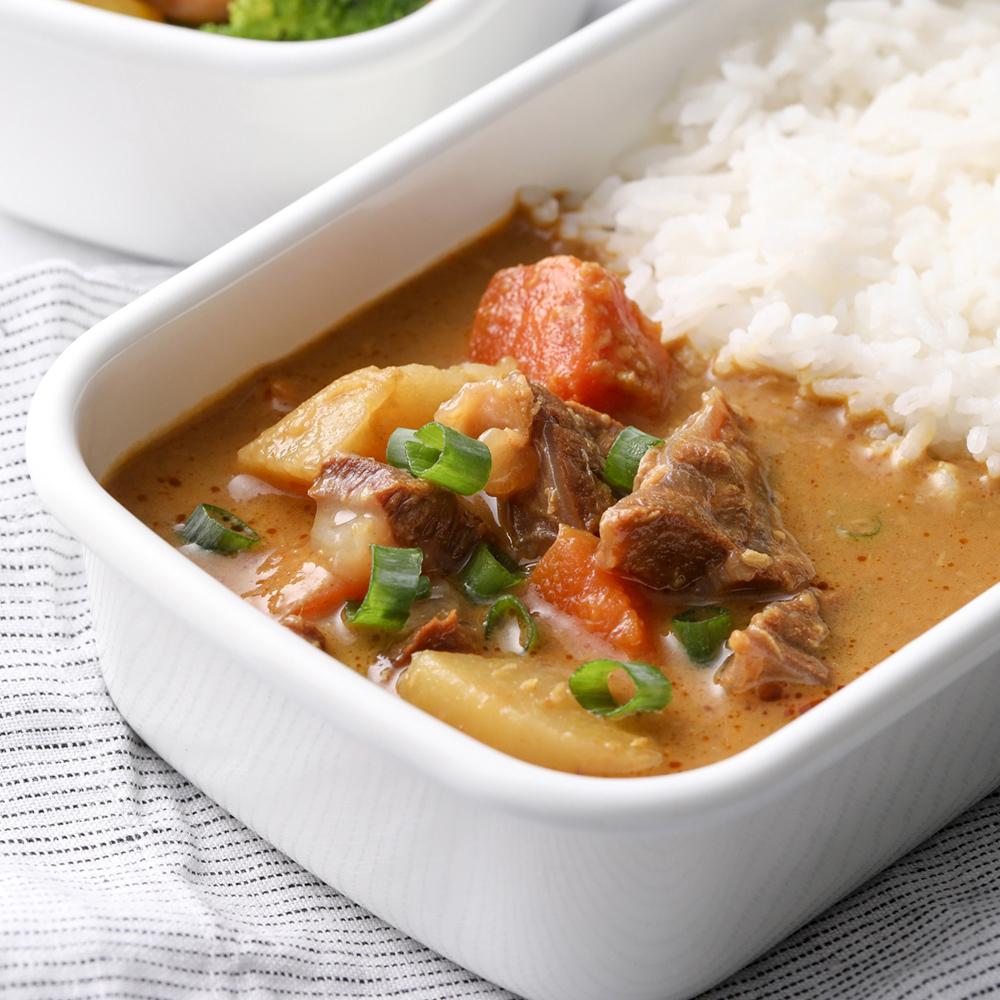《花蓮家咖哩》手工南洋咖哩料理包(板腱牛肉)