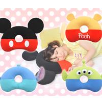 《迪士尼》可愛造型絨毛午睡枕-B款小熊維尼(日版原裝)-----SEGA出品