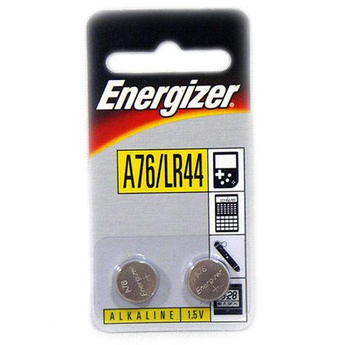 勁量水銀電池1.5V鋰電池A76/LR44(吊卡2入)