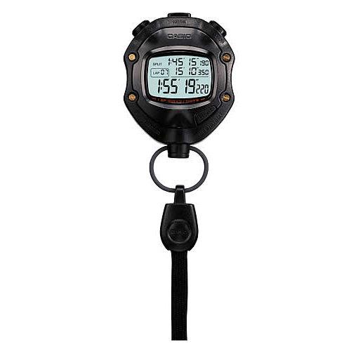 CASIO卡西歐1 1000秒單位足球碼表  100筆紀錄  防水碼錶HS~80TW