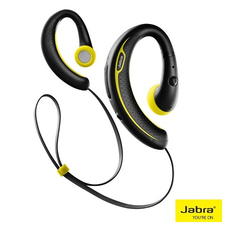 Jabra SPORT WIRELESS+ 藍牙耳機黑