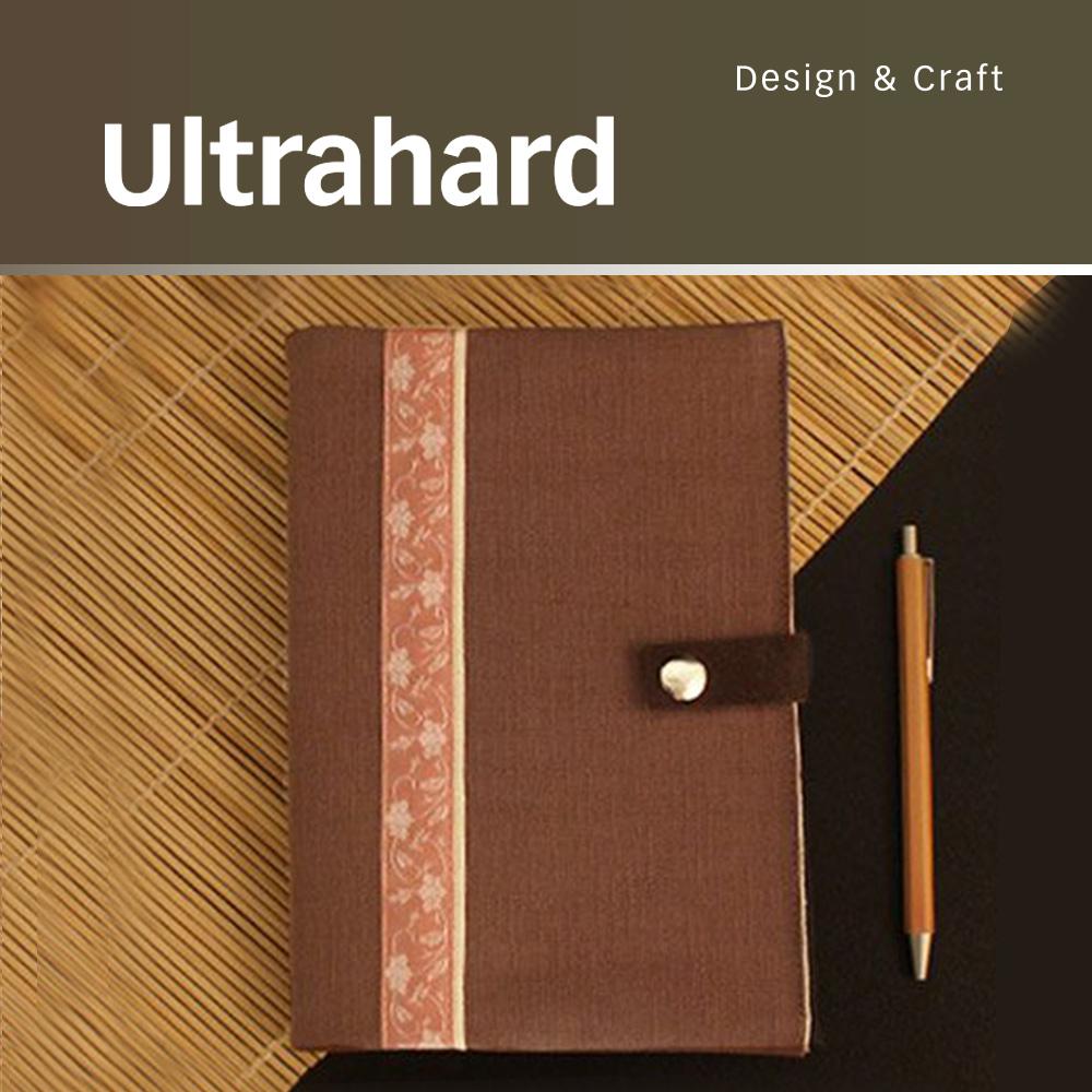 ultrahard x IROORI 和風祭典 書衣系列 – 八幡牡丹