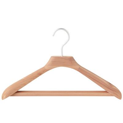 [MUJI 無印良品]紅杉木衣架/婦人用