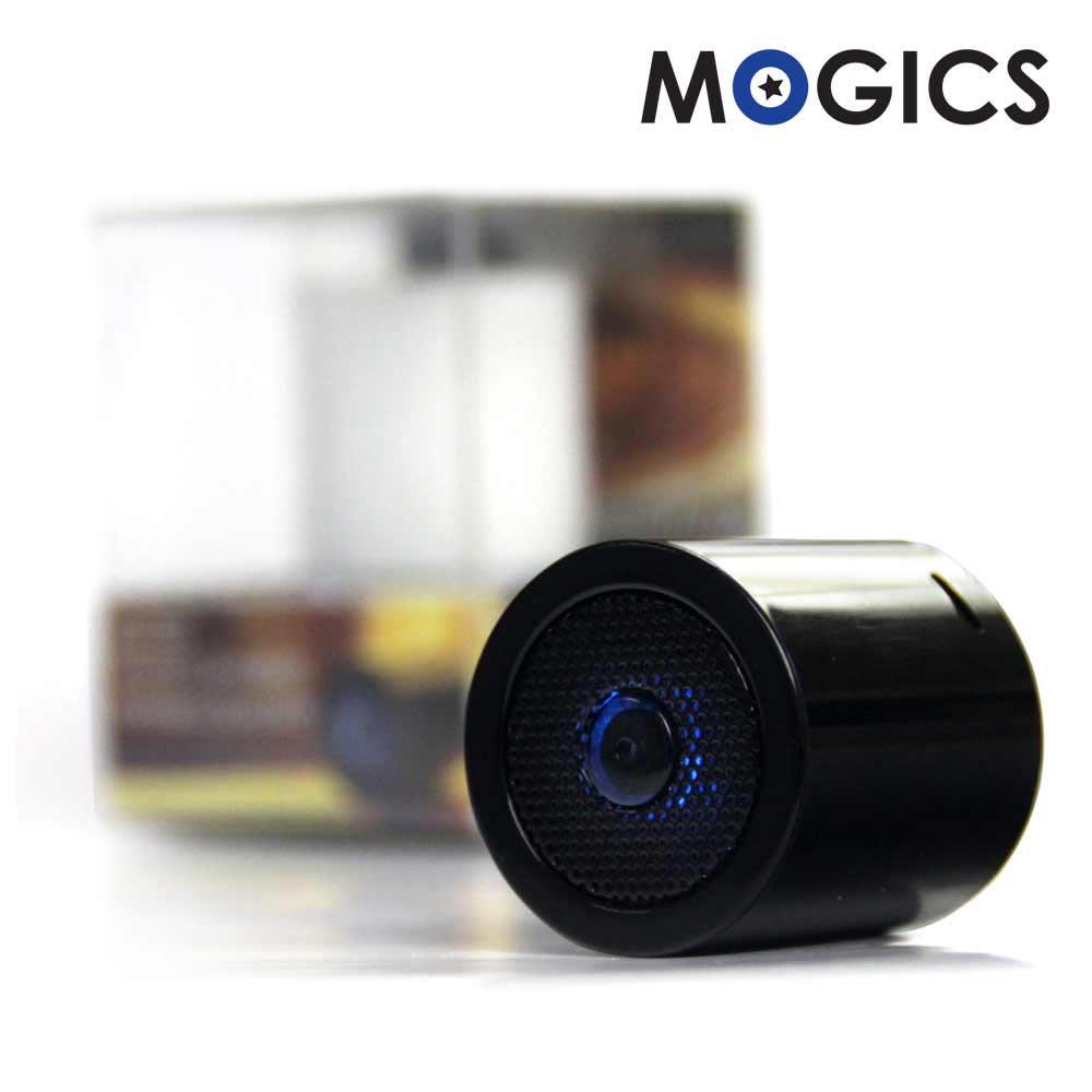 ~MOGICS~MS1高音質防水藍牙喇叭酷炫黑