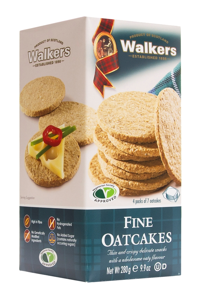 ~Walkers~蘇格蘭皇家 燕麥餅乾