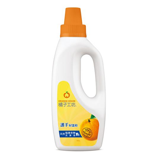 橘子工坊_天然貼身衣物洗滌液750ml