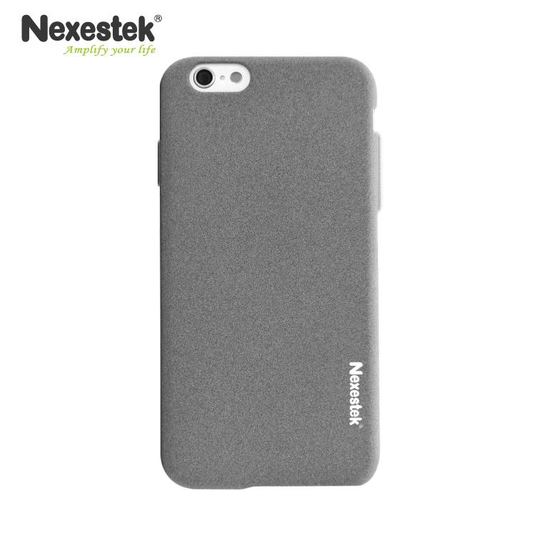 Nexestek 全包覆流沙灰保護殼 - iPhone 6 / 6S 專用流沙灰