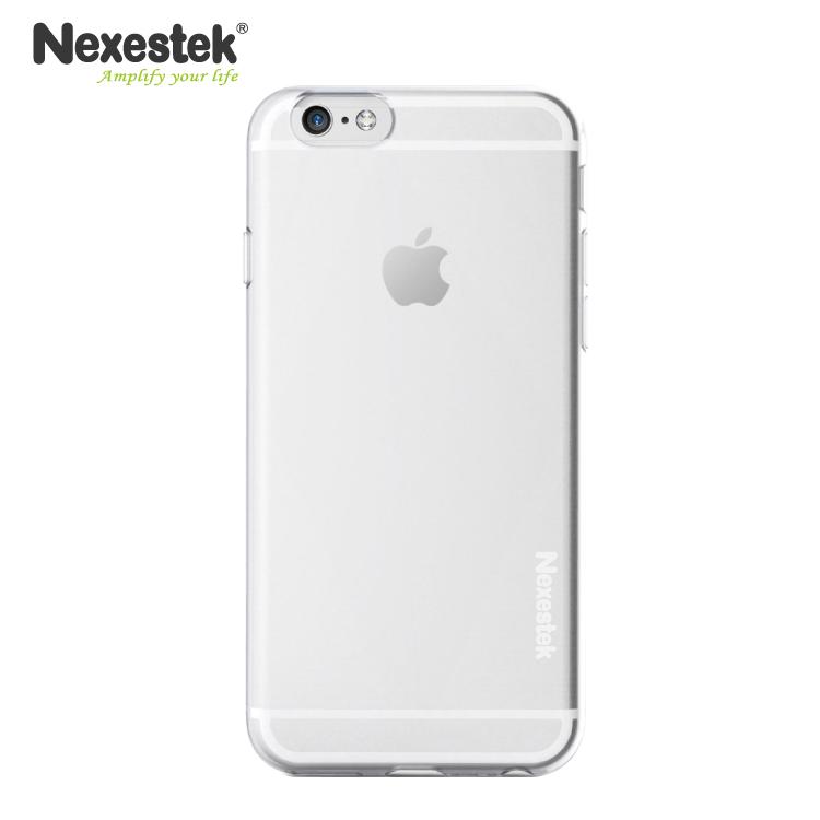 Nexestek 全透明全包覆保護殼- iPhone 6 / 6S Plus 專用透明
