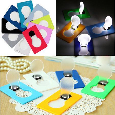 卡片式照明燈(3入組)