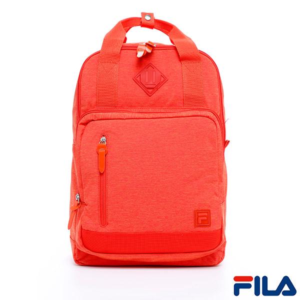 FILA歐系時尚手提後背兩用包-BPP-1609-OR-活力橘