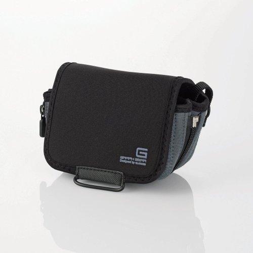 ELECOM GRAPH GEAR單眼相機包II-黑