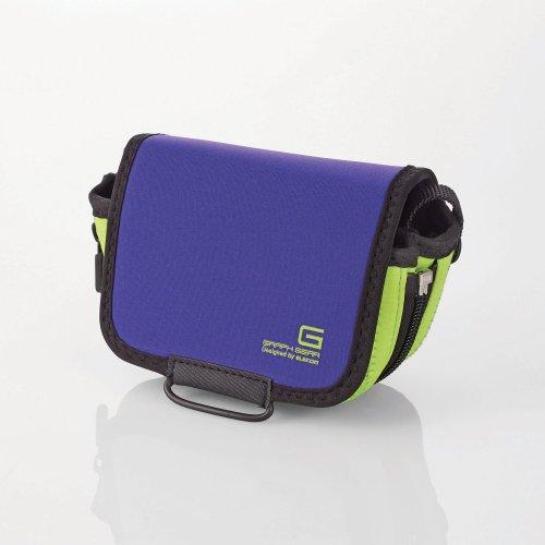 ELECOM GRAPH GEAR單眼相機包II-紫