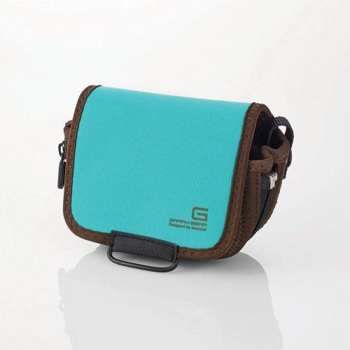 ELECOM GRAPH GEAR單眼相機包II-藍