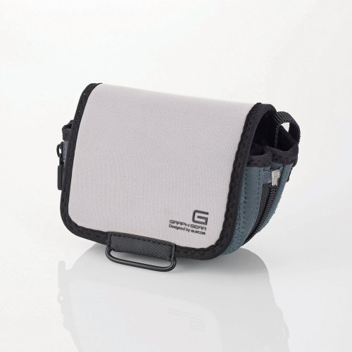 ELECOM GRAPH GEAR單眼相機包II-灰