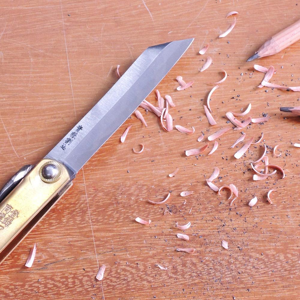 播州刃物 肥後守 特別手工鍛造刀-大