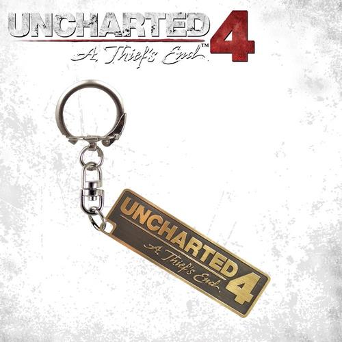 秘境探險 4:盜賊末路-古銅金屬鑰匙圈 (OLP-UC4-03)