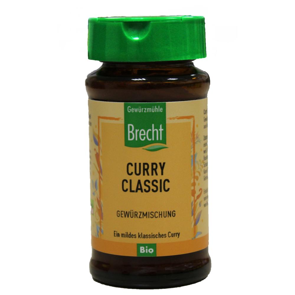 【布萊德Brecht】有機咖哩粉(35g 瓶).