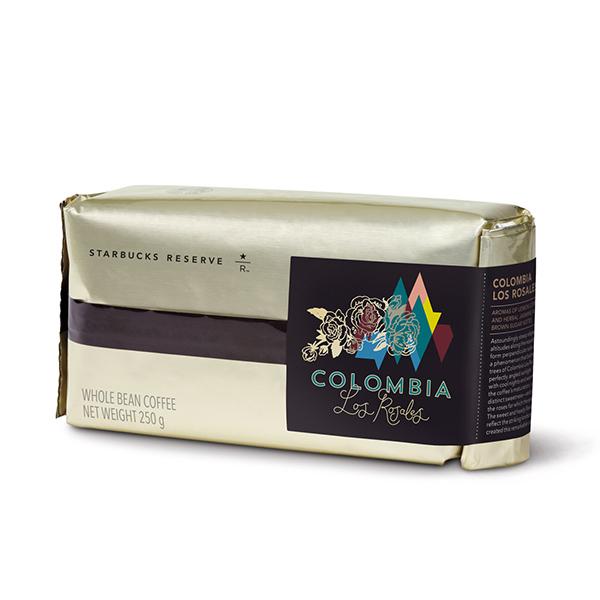 [星巴克]典藏咖啡-哥倫比亞羅薩雷斯咖啡豆