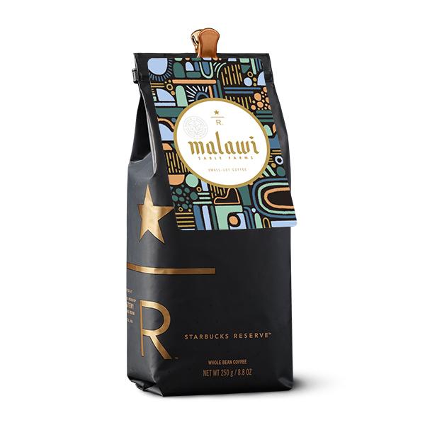 [星巴克]典藏咖啡-馬拉威薩比農莊