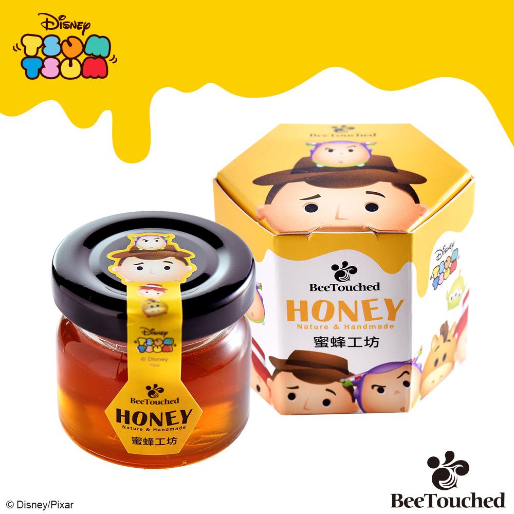 蜜蜂工坊- 迪士尼tsum tsum系列手作蜂蜜(胡迪款)