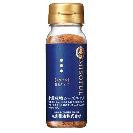 【丸秀醬油】十穀味噌粉 75g-乾式