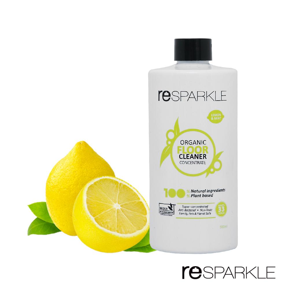 【澳洲reSPARKLE】綠思寶-有機地板清潔濃縮液無黃色