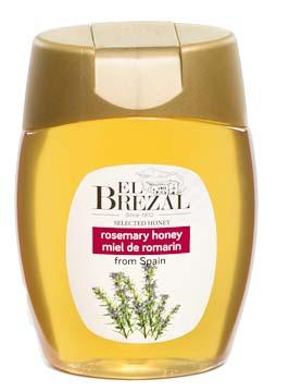 ?El Brezal艾比索?迷迭香花蜂蜜 350g