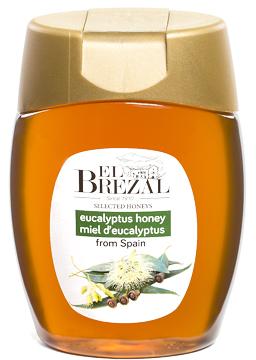 ?El Brezal艾比索?桉樹花蜂蜜 350g