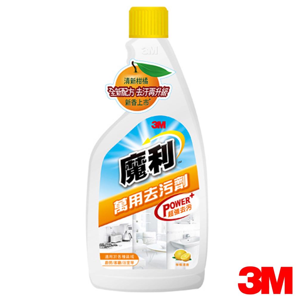 3M 魔利萬用去污劑補充瓶(500ml)