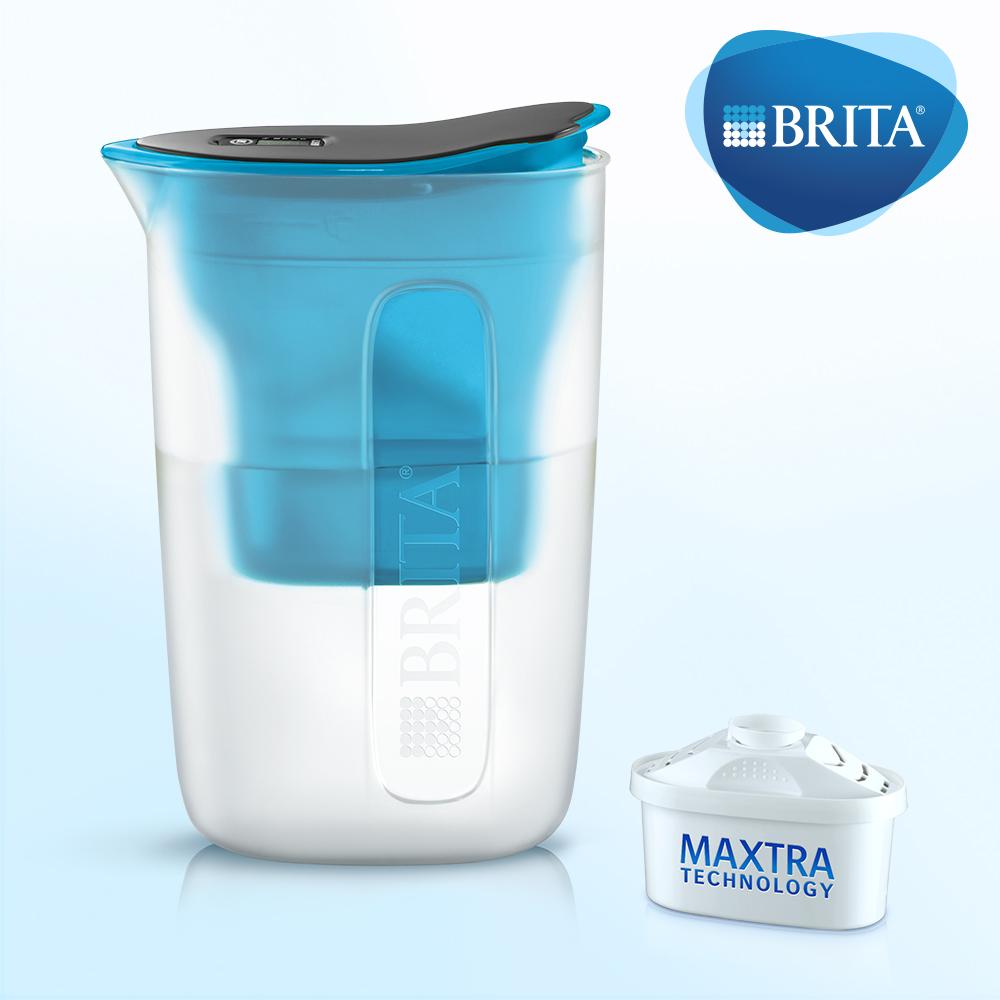 德國BRITA FUN 1.5L 酷樂壺 (內含1入濾芯)藍色