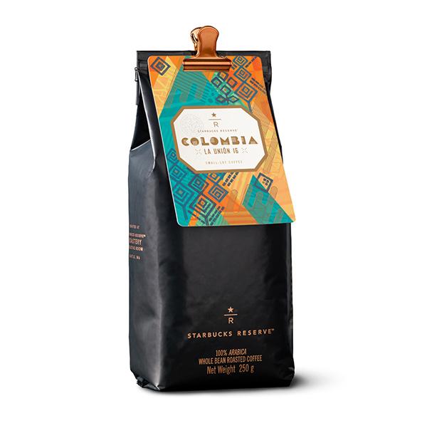 [星巴克]典藏咖啡-哥倫比亞聯合鎮16