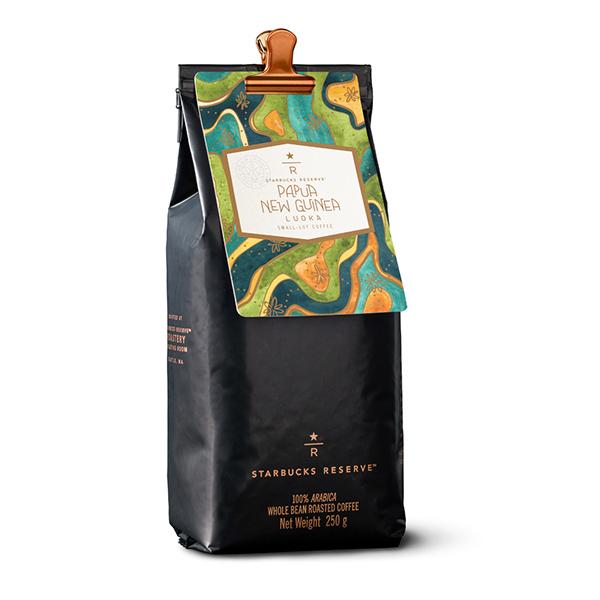 [星巴克]典藏咖啡-巴布亞新幾內亞盧卡