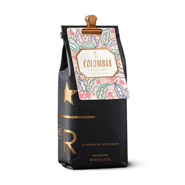 [星巴克]典藏咖啡-哥倫比亞藍色山丘